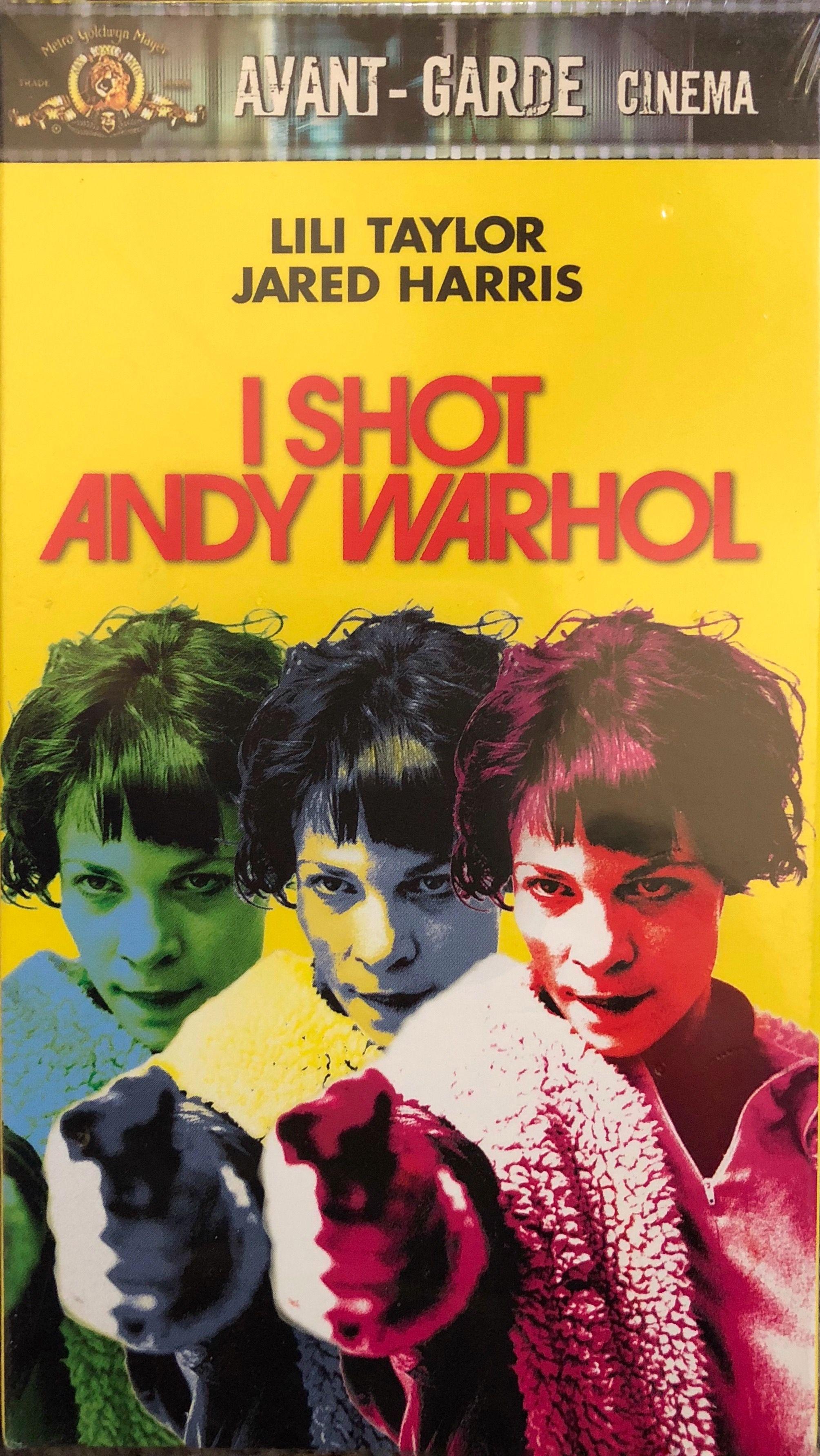 I Shot Andy Warhol | Andy warhol, Warhol, Warhol factory