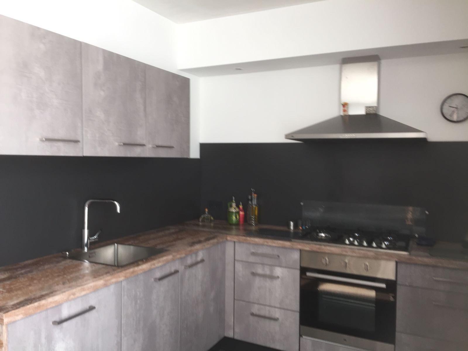 Betonlook keuken! #keuken #keukenssittard #sittard #keukenslimburg