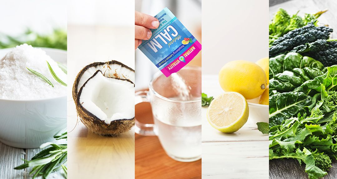 Ditch the Gatorade! Choose These 5 Natural Electrolyte