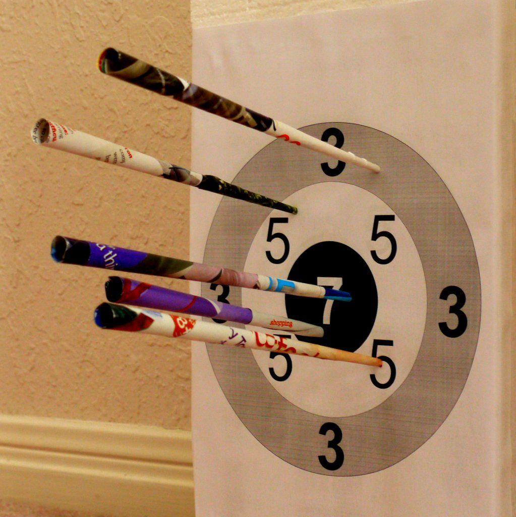Blowguns and paper cone darts paper cones darts blow dart