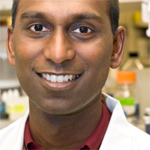 Dr. V.K. Gadi, oncologist and clinical researcher. Unraveling the link between fetal cells and cancer. #fredhutch #fredhutchinson #cancer #scientist #researcher #fetalcells