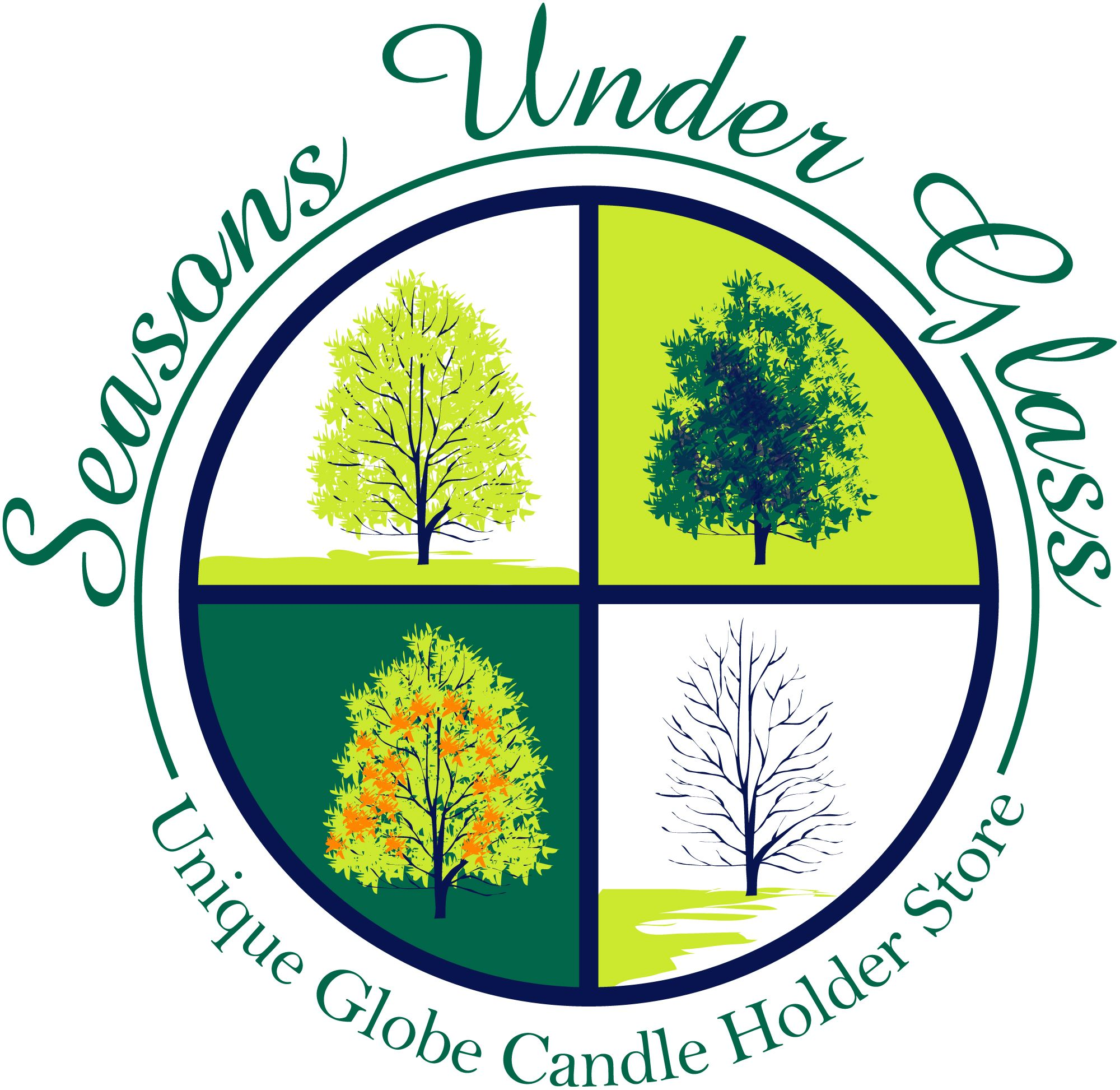 """Happy Sunday to all. Celebrate St. Patrick's Day with our unique centerpiece collection. We have taken candles and centerpieces and moved them to the next level and are sure to be a conversation starter. We are giving away a free centerpiece to enter leave a comment in this post and visit our website to fill in the """"Contact Us"""" page. www.SeasonsUnderGlass.com . We will be adding new pictures through the day."""