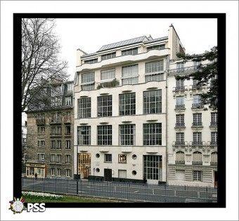 immeuble d 39 ateliers et magasins perzel 1931 3 rue de la. Black Bedroom Furniture Sets. Home Design Ideas