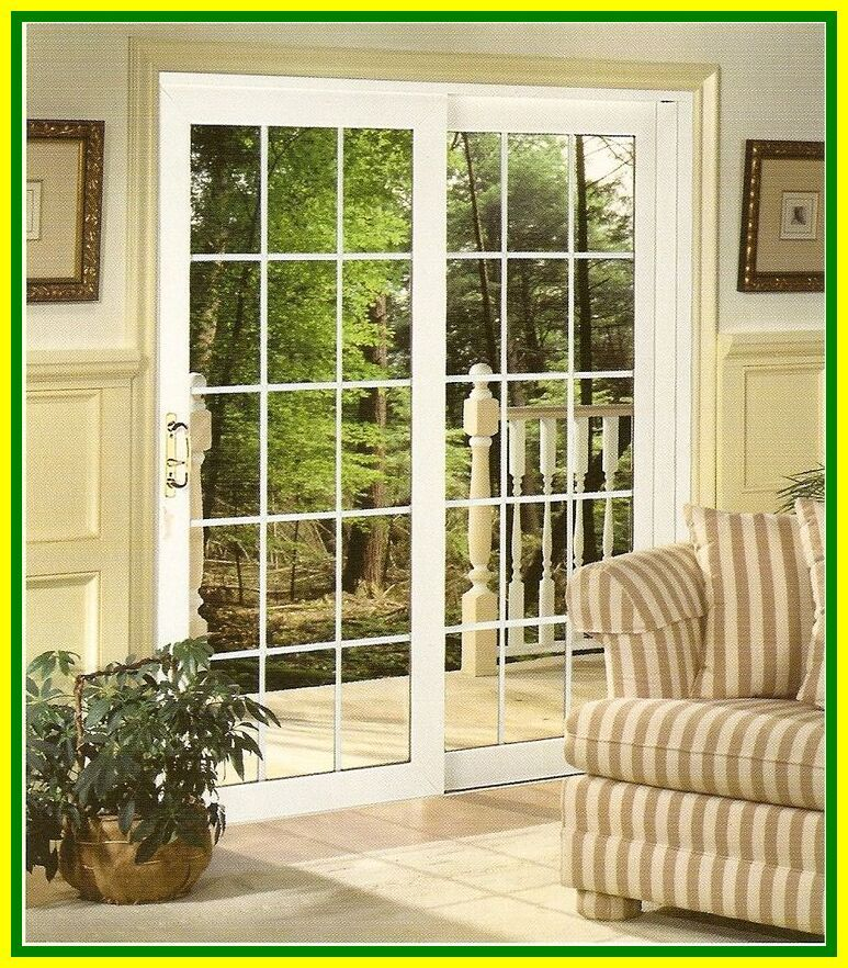 70 Reference Of Replace Sliding Patio Door With French Doors Cost In 2020 Anderson Patio Doors French Doors Exterior Sliding French Doors