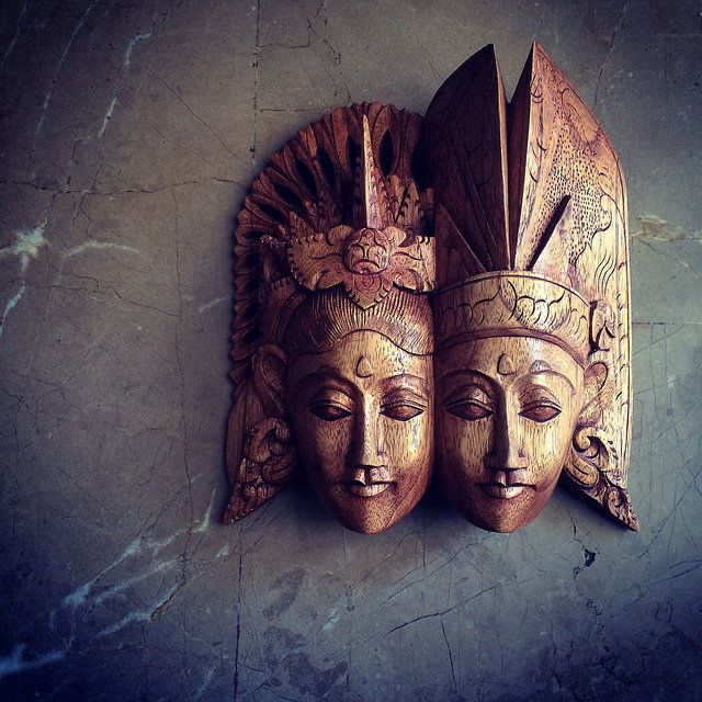 #mask #wood #curved | Flickr - Photo Sharing!