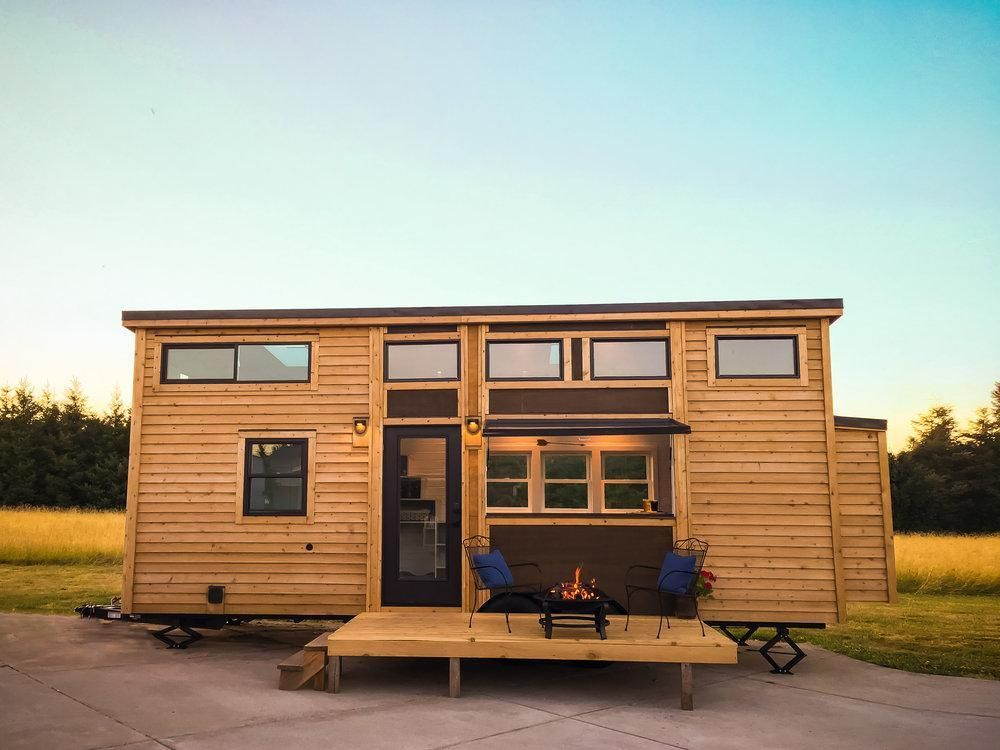 Tiny House Builders In Oregon Best Tiny House Tiny