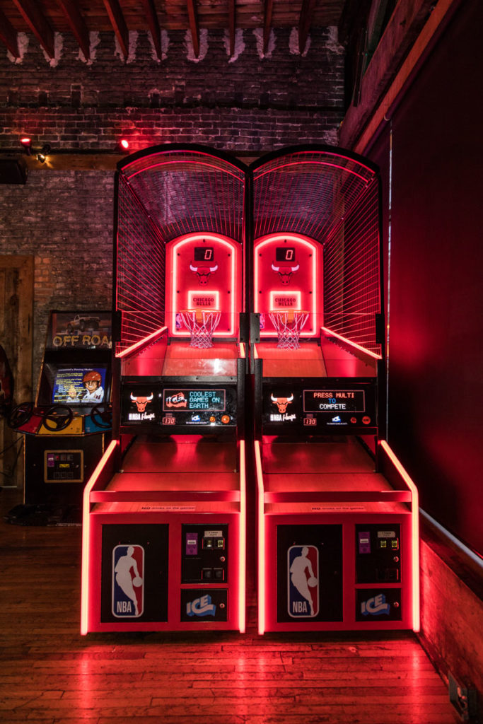 Venue Shots Wicker Park Arcade bar, Arcade room, Arcade
