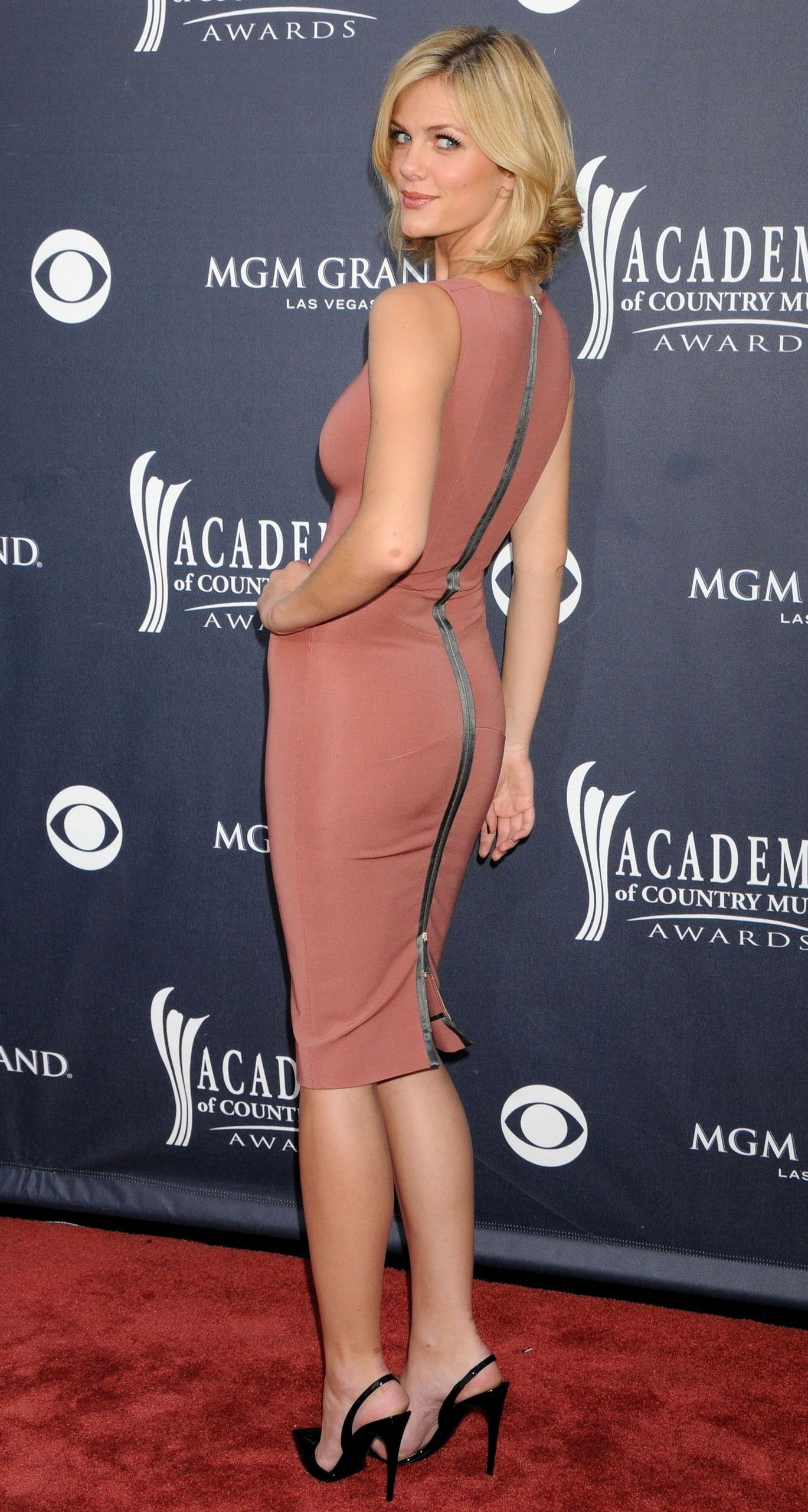 Brooklyn Decker @ 46th Annual Academy of Country Music Awards