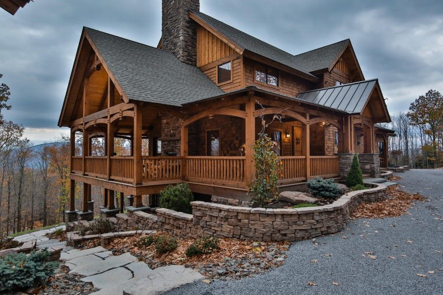 Ravens Nest North Plan Details Natural Element Homes Mountain House Plans Timber Frame Home Plans Cabin Style Homes