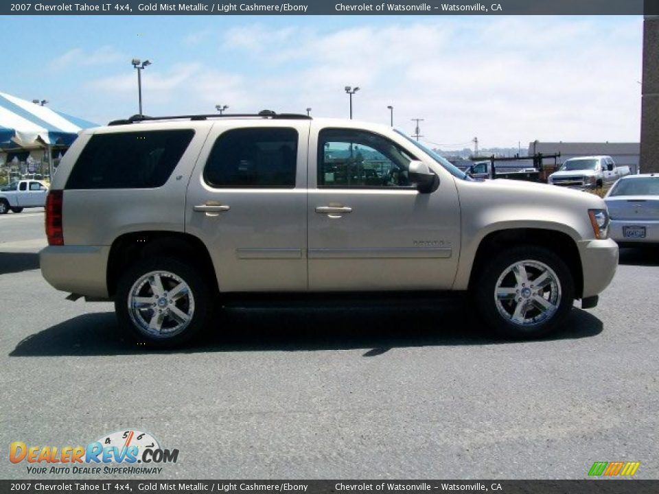 2007 Chevrolet Tahoe 2007 Chevrolet Tahoe For Sale Carsforsale