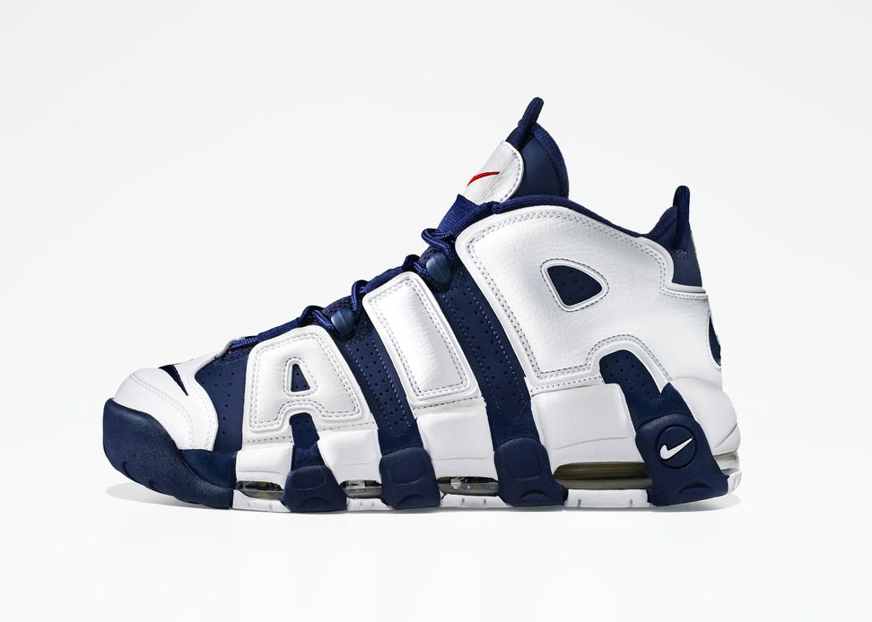 Continuing our look at the recently unveiled Nike Sportswear Dream Team  Footwear Collection, we bring you a look at the Air More Uptempo rocked by  Scottie ...