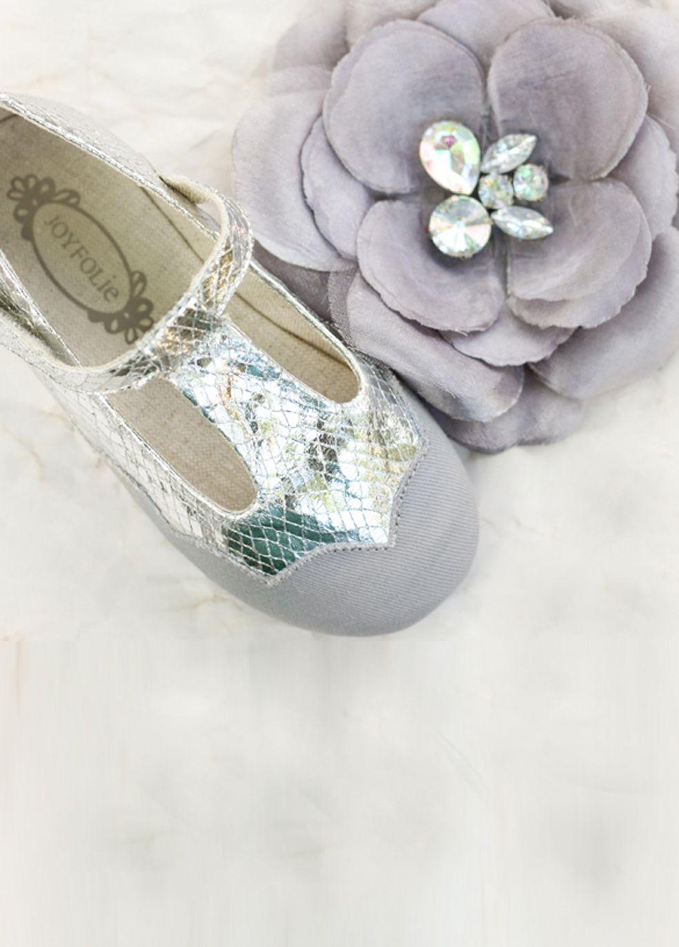 Designer childrens shoes by Joyfolie Luna Shoes for girls