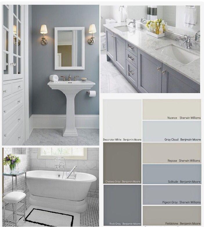Color Palette Amazing Bathroom Colors Bathrooms Remodel Bathroom Paint Colors