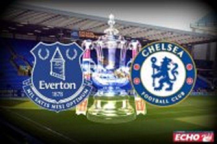 Live: Everton vs Chelsea – FA CUP