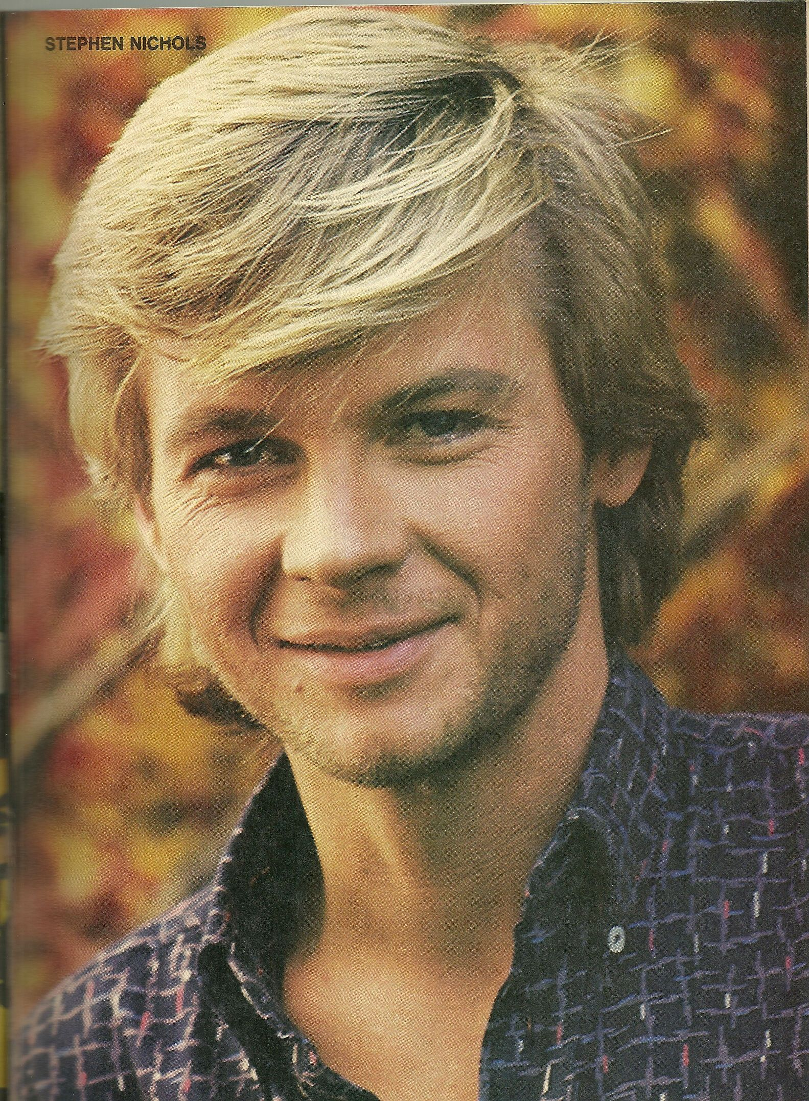 Stephen Nichols Days Of Our Lives Soap Opera Dool