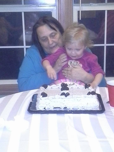 Check out this entry in Show us your favorite birthday picture!!