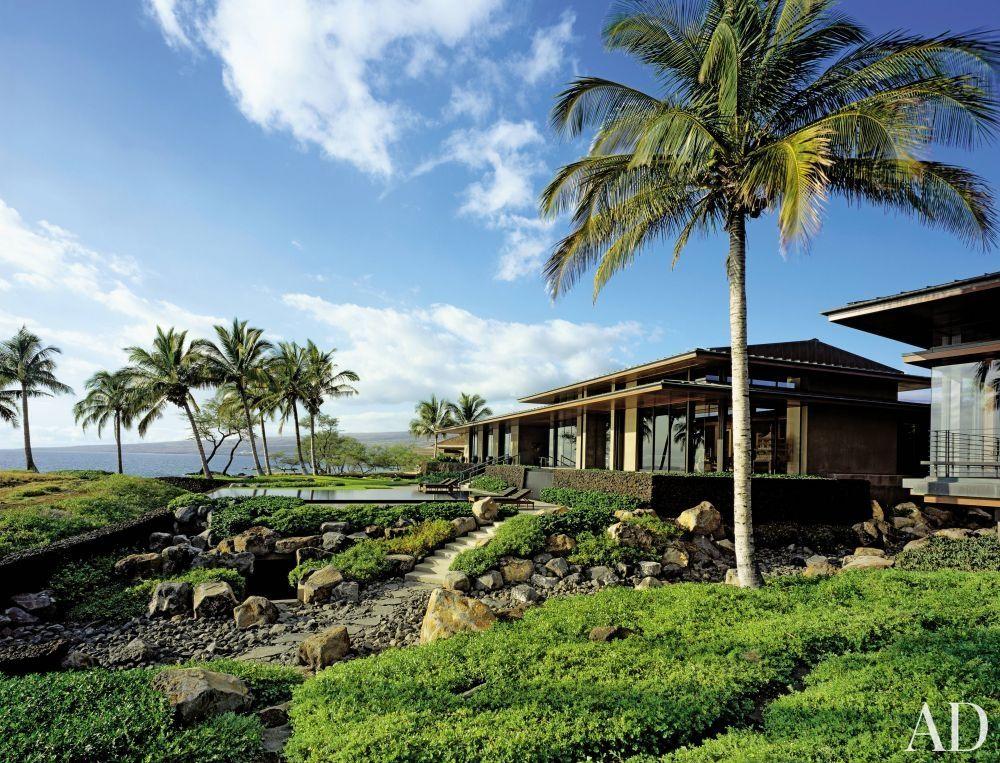 Exotic Exterior By Anne Gunderson And Olson Sundberg Kundig Allen In Kohala  Coast, Hawaii. Ocean HouseTropical ...