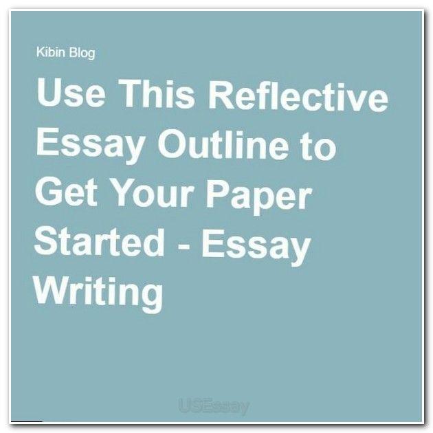 Essay dersleri