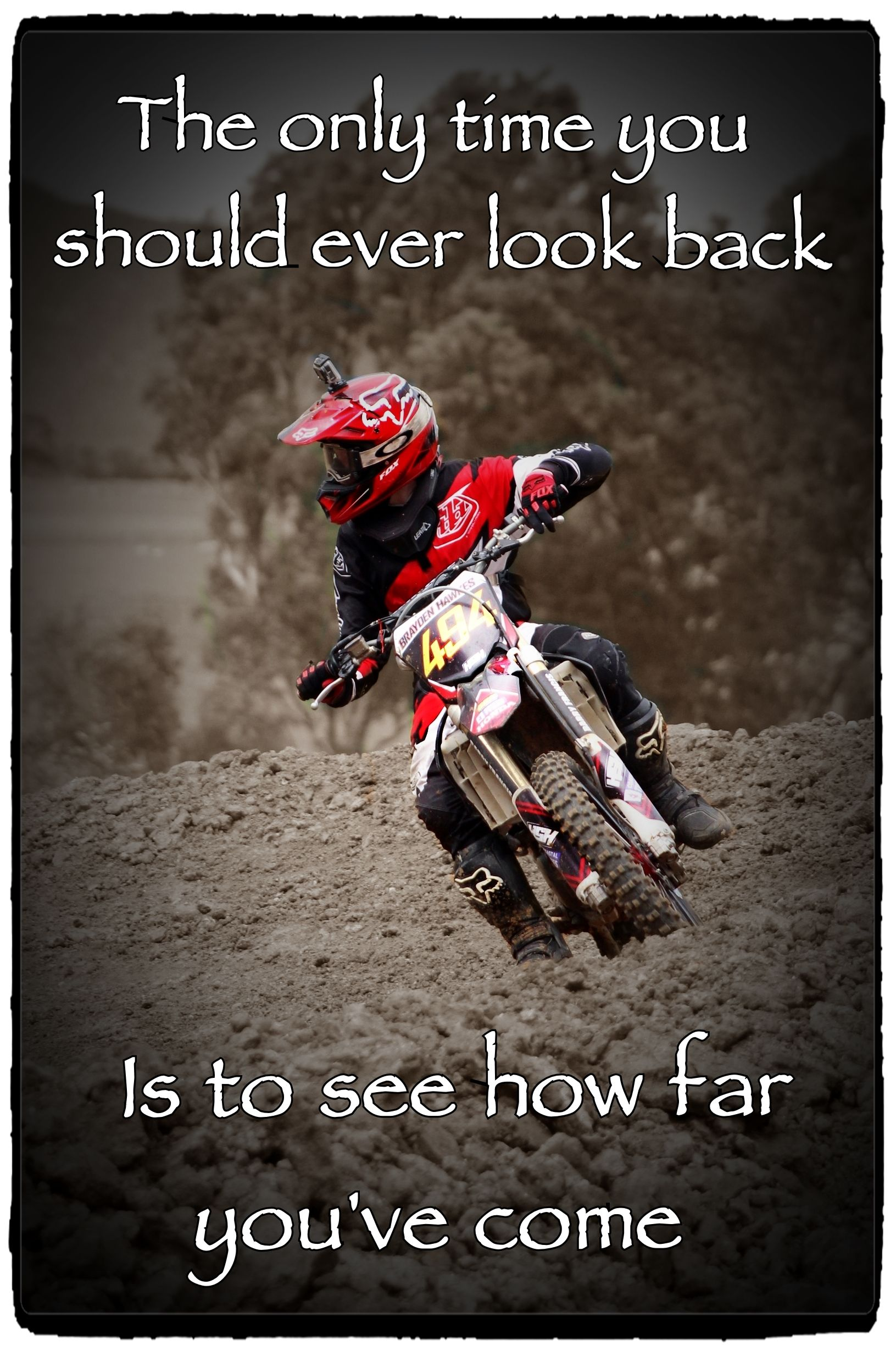 Pin By Debbie Ackerson On Dirtbikes Dirt Bike Quotes Motocross