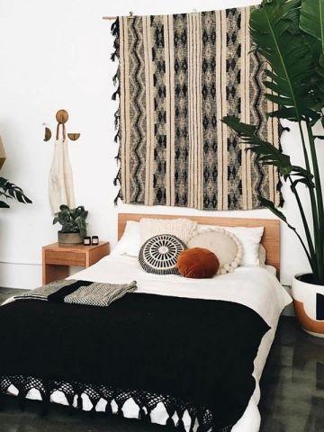 25 New Exotic Dark Boho Room Decor   Decomagz