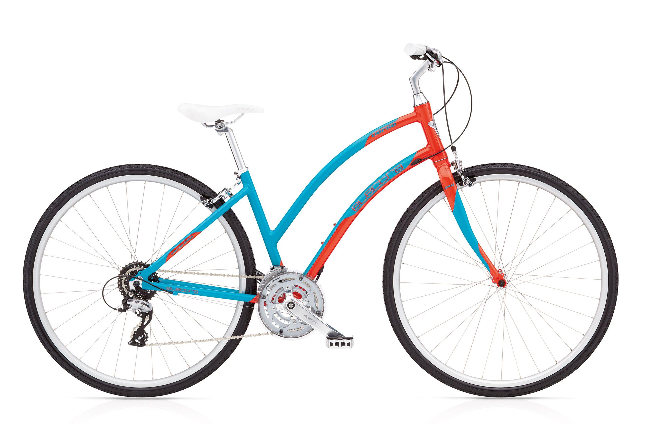 Electra Bike Electra Verse 24D cyan/poppy ladies günstig kaufen bei ...