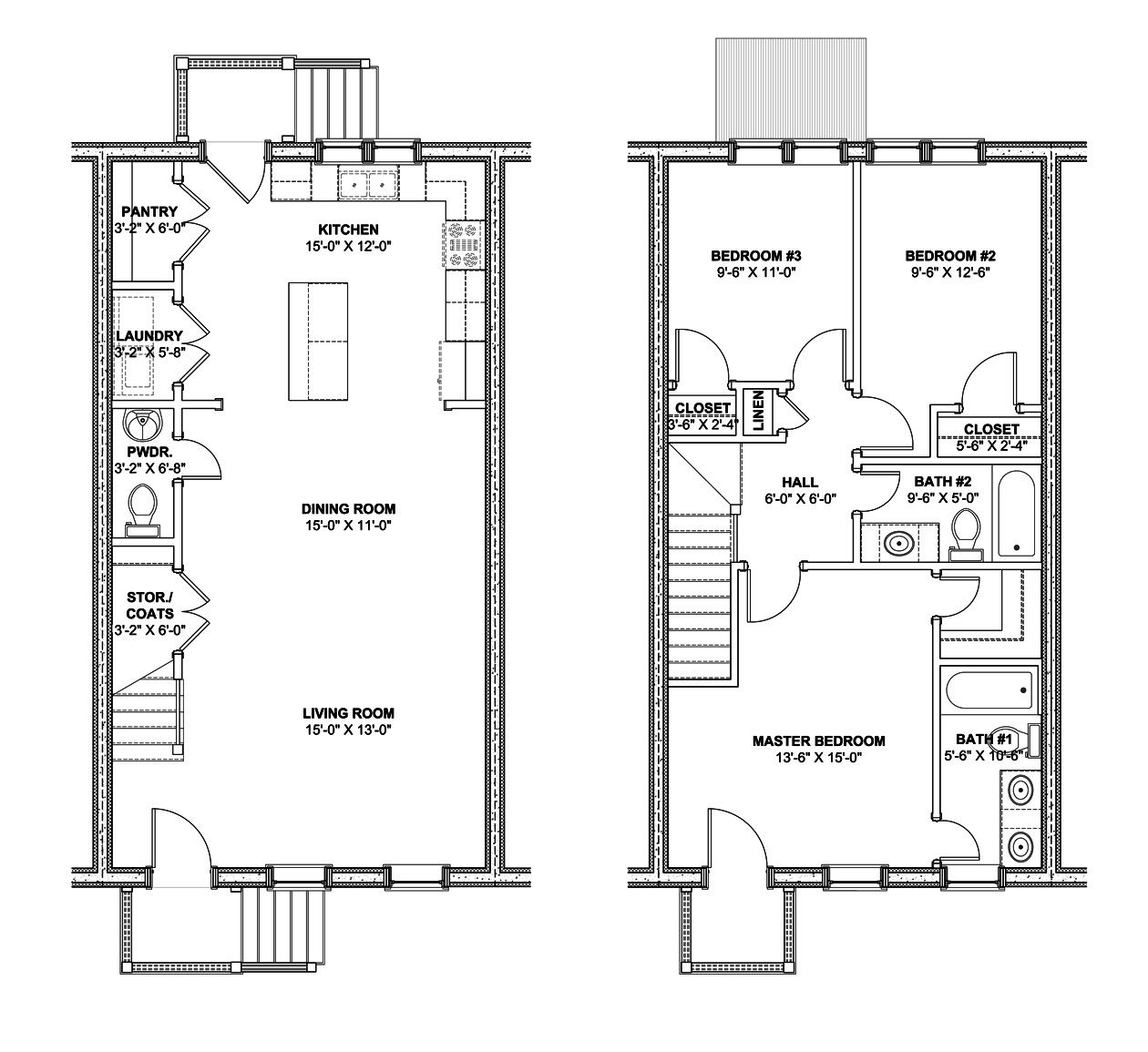 Pin By Lub On Story Unique House Plans House Layout Plans Row House Design
