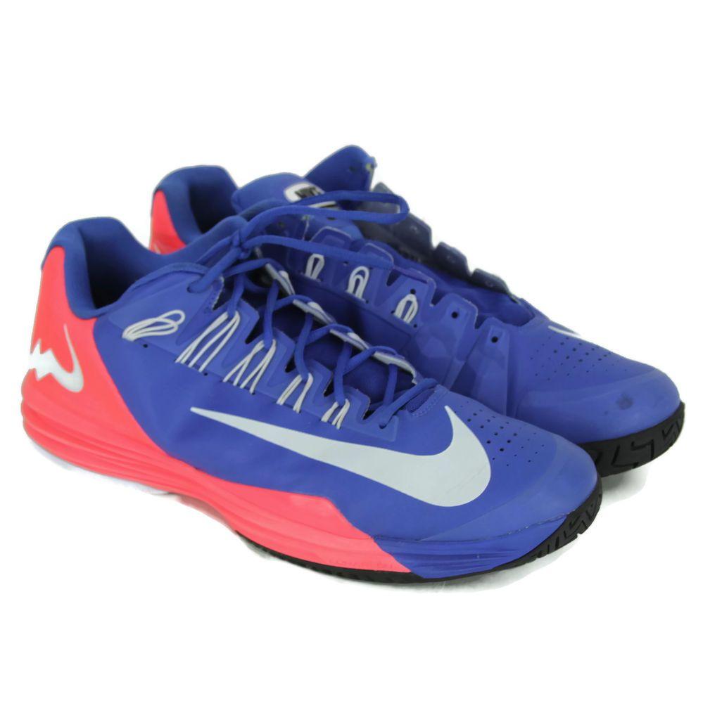 Nike 2014 Q3  Herren Lunar Ballistec Pro Tennis Game Schuhes Game Tennis Royal Hyper b525c9