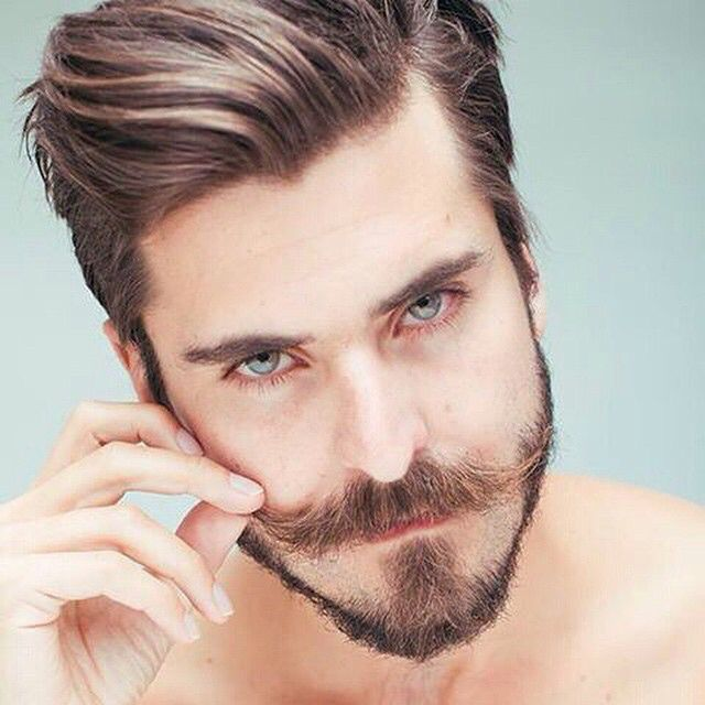 how to grow long moustache