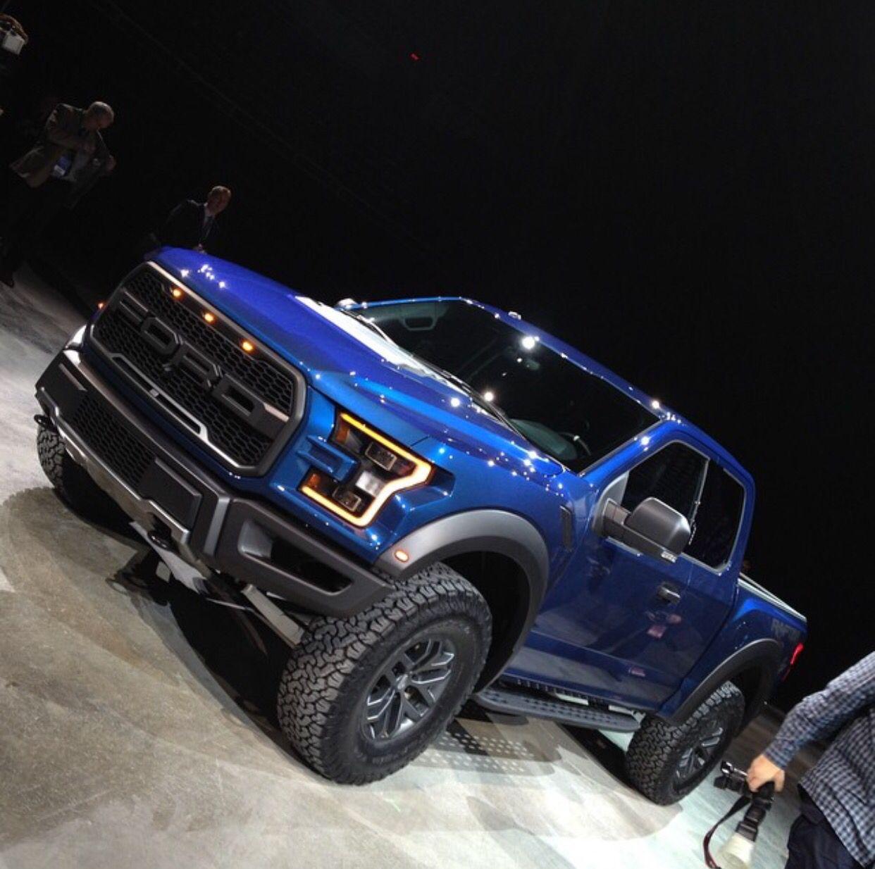 2017 Ford F150 Raptor Optional V6 Ecoboost with 10 speed
