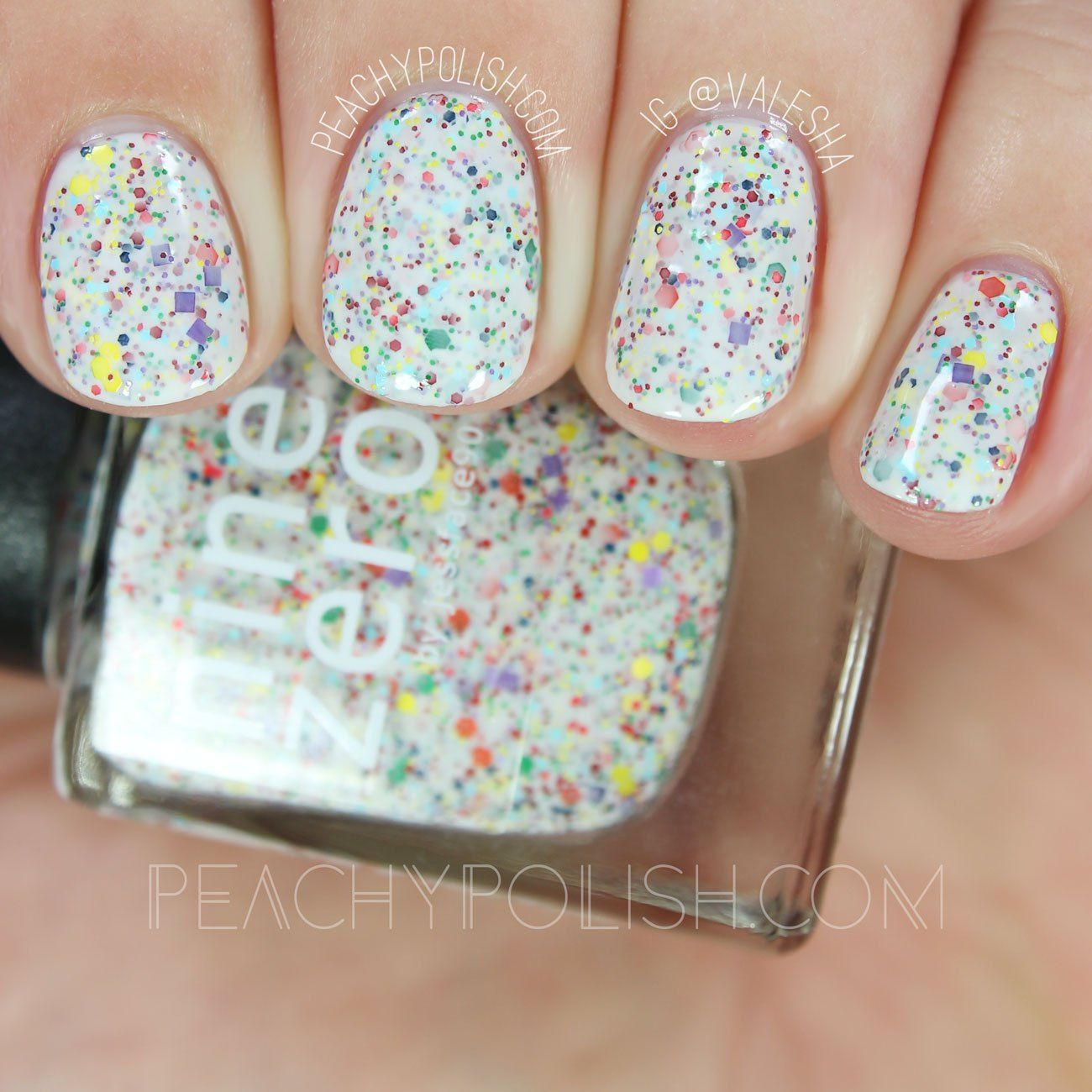 Nine Zero Lacquer Roy G Biv Collection Swatches Amp Review
