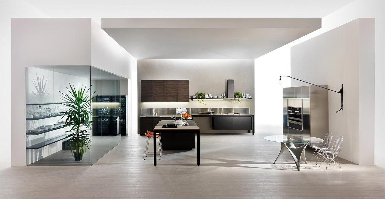 Inspiration: Kitchen Hi-tech #designbest #design #interiordesign ...