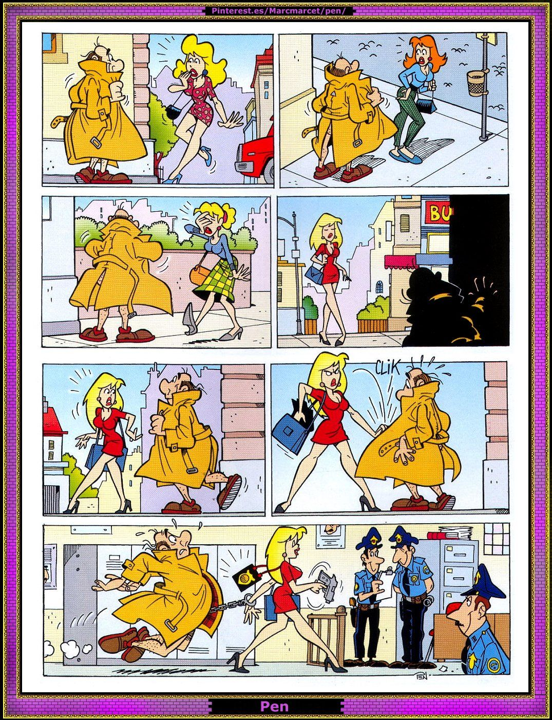 Funny Adult Comics pin on classic comics (playboy, new yorker, etc)