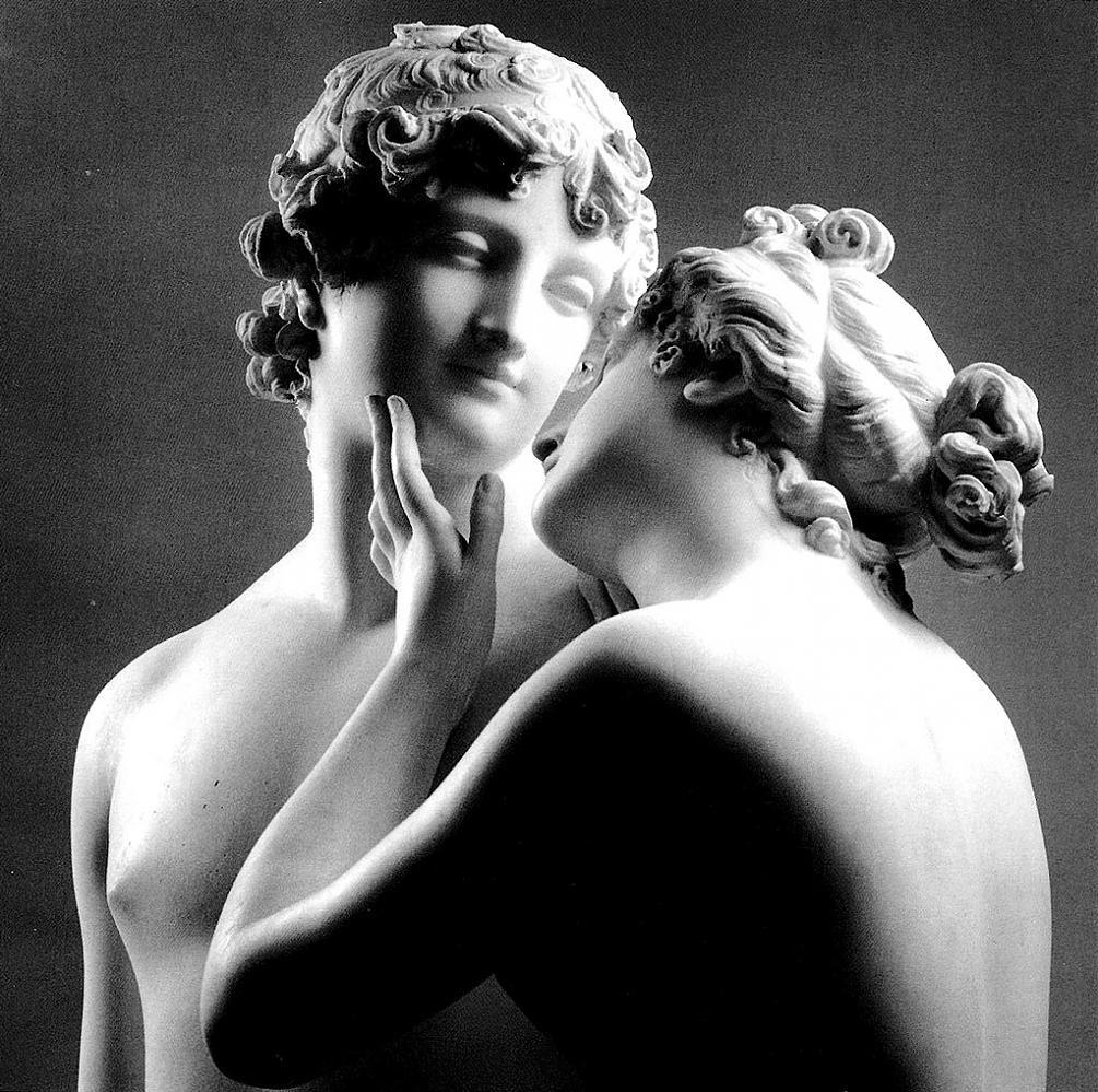 Venere e Adone -  Antonio Canova - Musée d'Art et d'Histoire, Ginevra