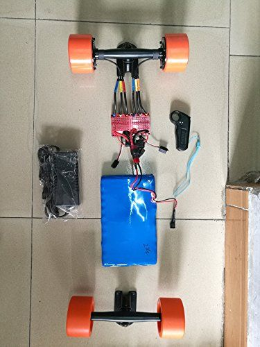Electric Skateboard From Amazon Details Can Be Found By Clicking On The Image Note It Is With Images Diy Electric Skateboard Electric Skateboard Electric Skateboard Kit