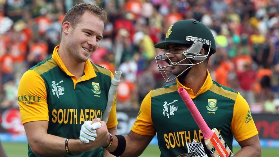 David Miller And Jp Duminy Rescued South Africa To Post A