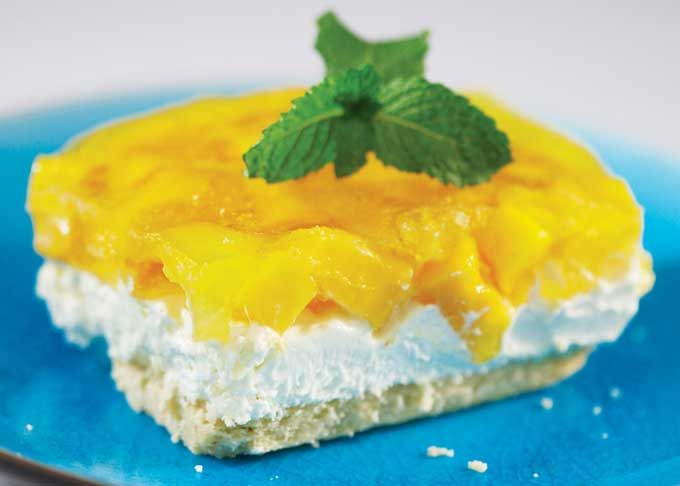End Of Summer Mango Cheesecake Kta Super Stores Recipes That