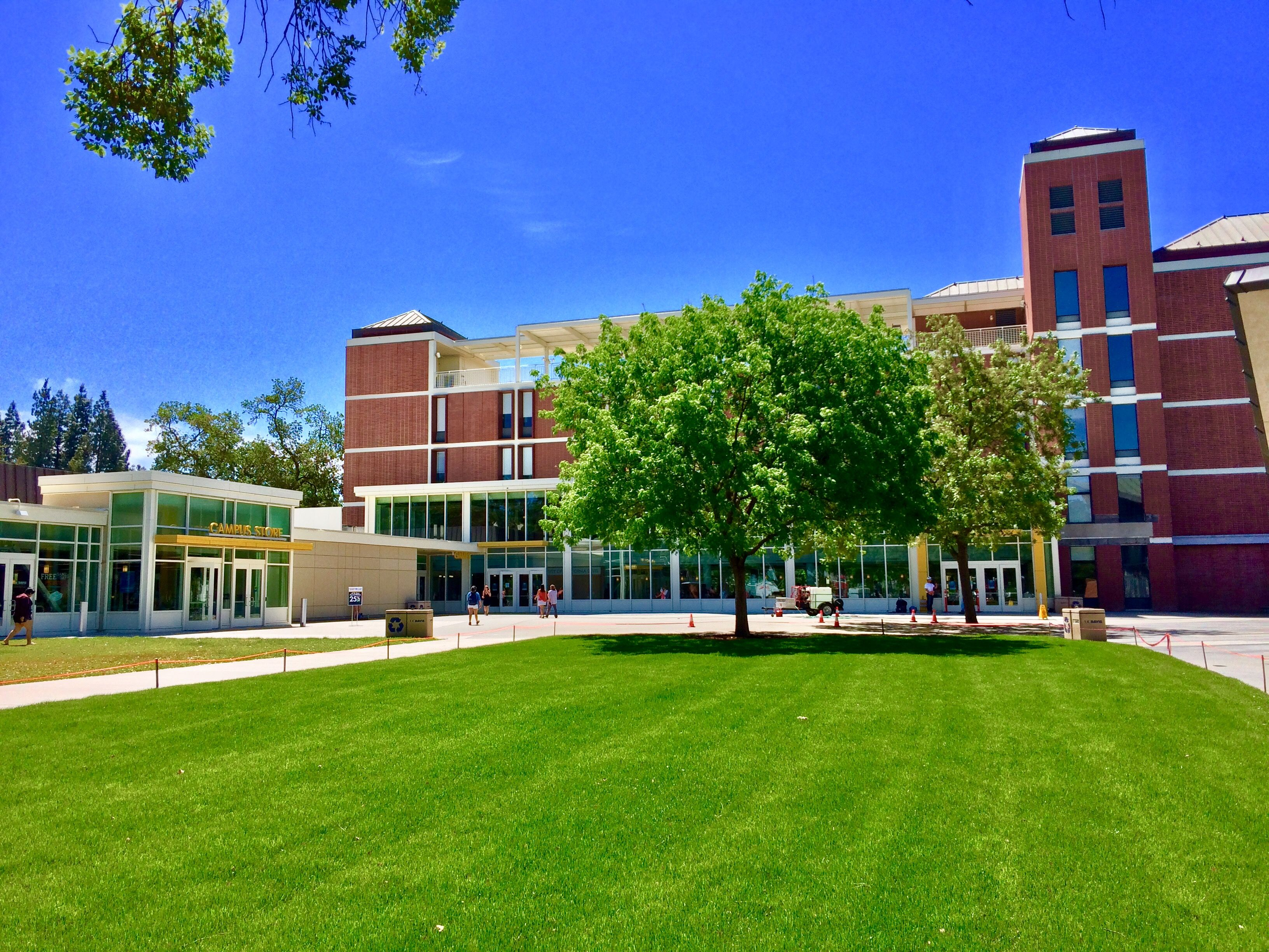 University of California Davis Memorial Union   University