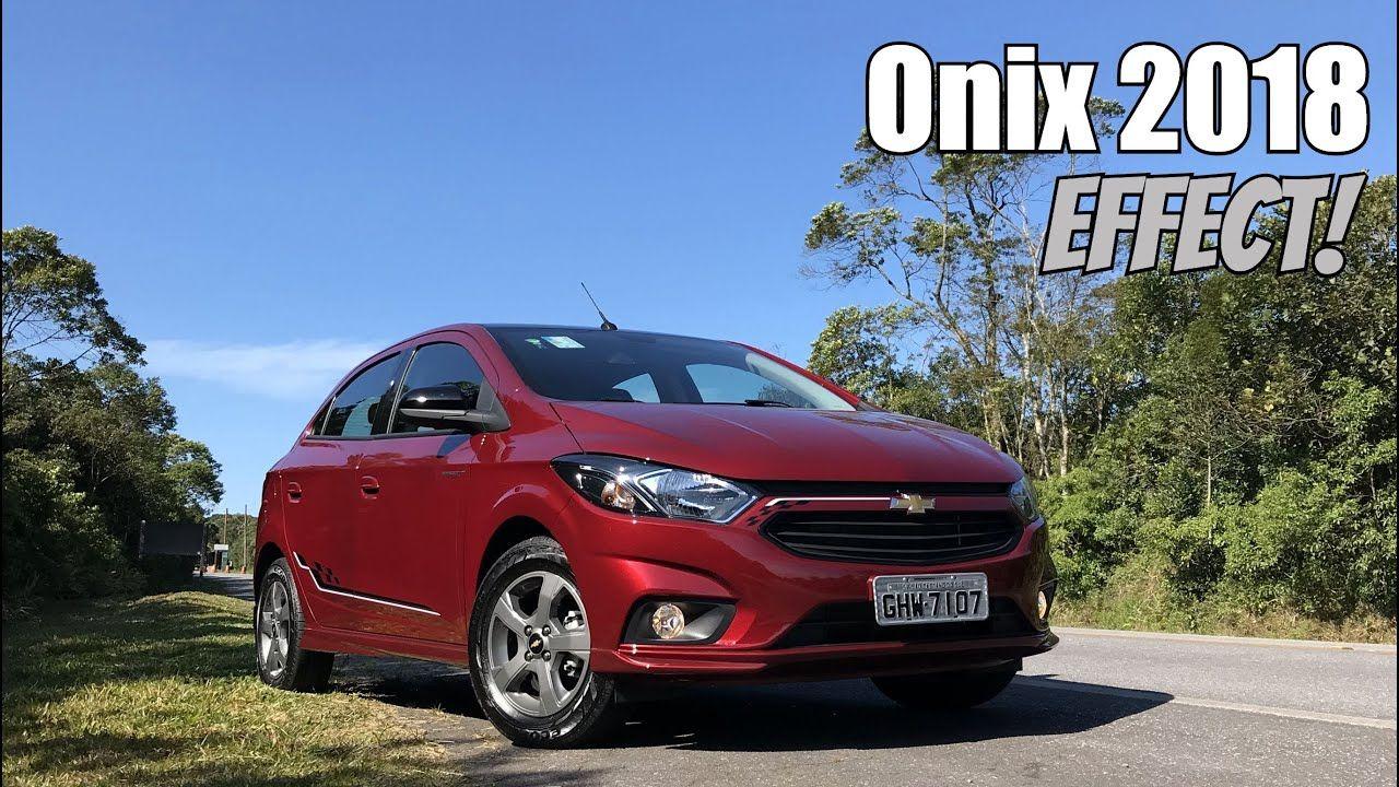 Chevrolet Onix 2018 Effect 1 4 Manual Em Detalhes Ad 1 Ad 2 Obs