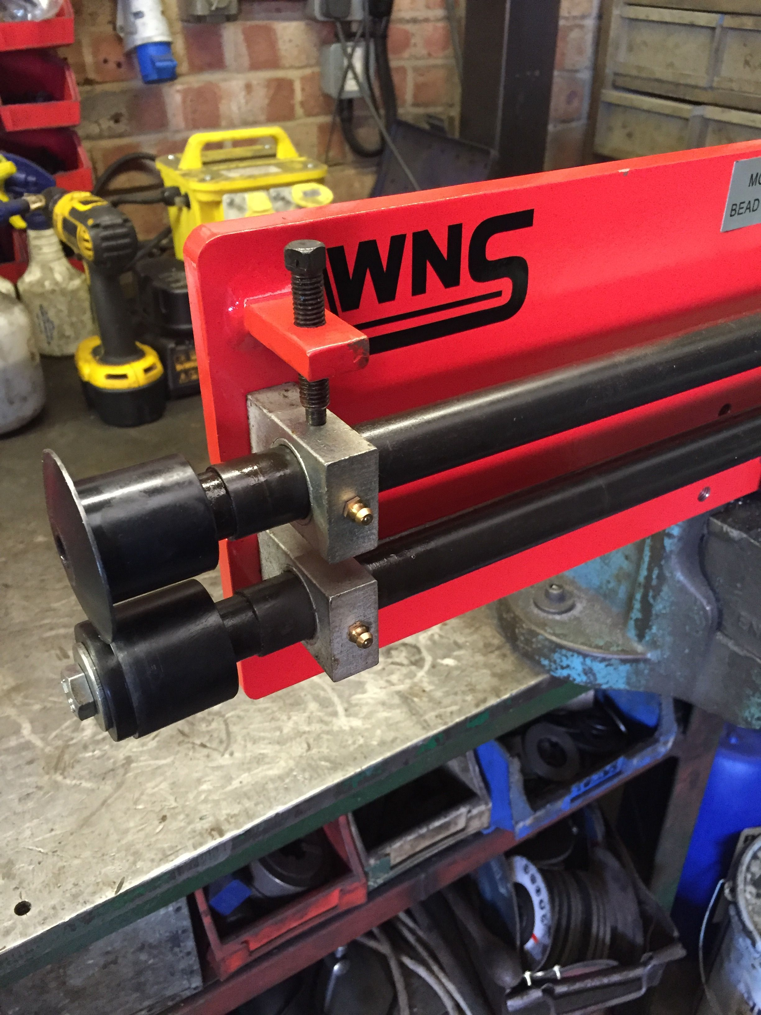 Wns Bead Roller Rolls Jenny Roll Set Sheet Metal Tools Metal Fabrication Tools Metal Working Tools