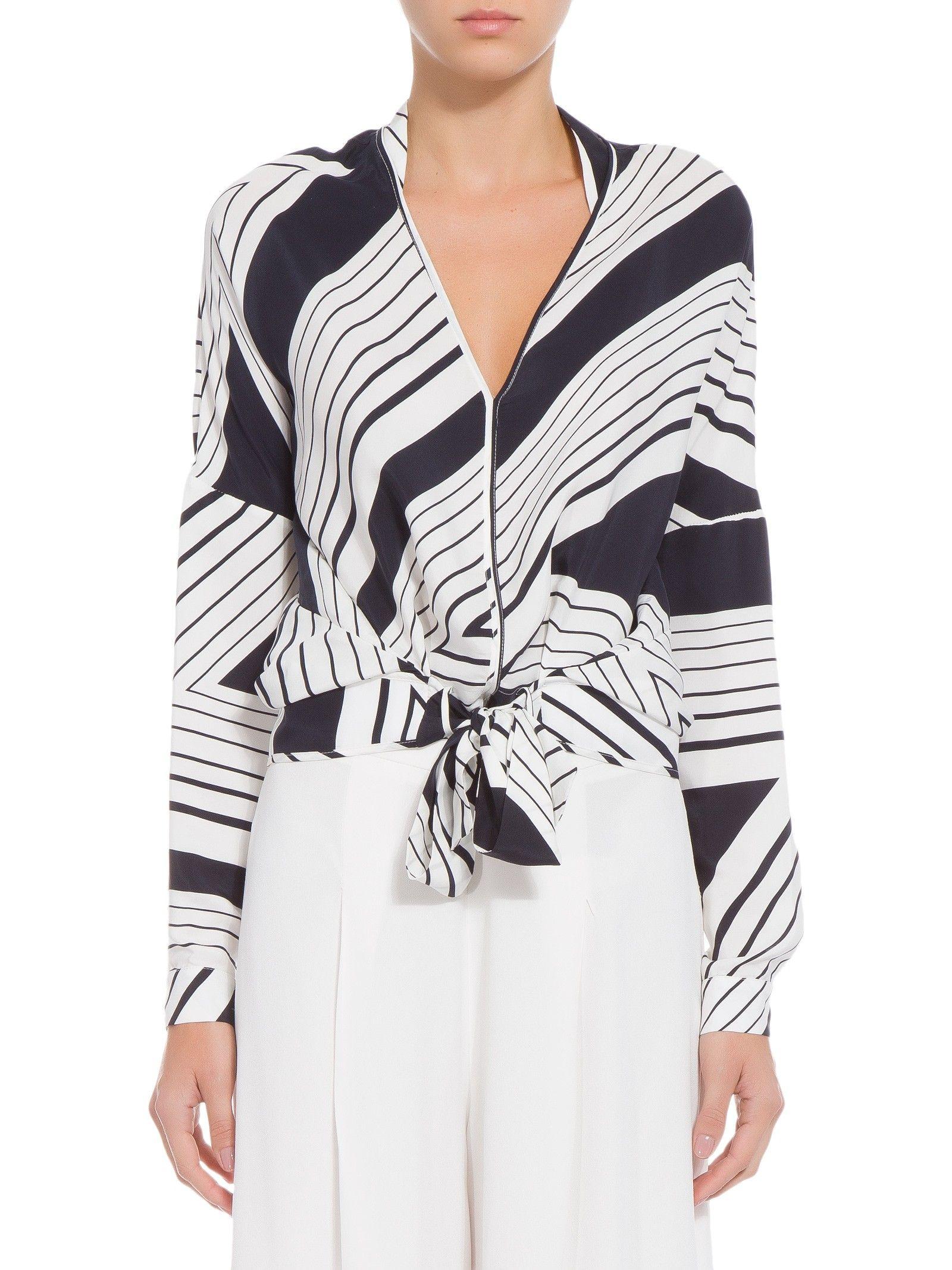 80ea38877 Blusa Feminina Nati - Le Lis Blanc - Branco - Shop2gether