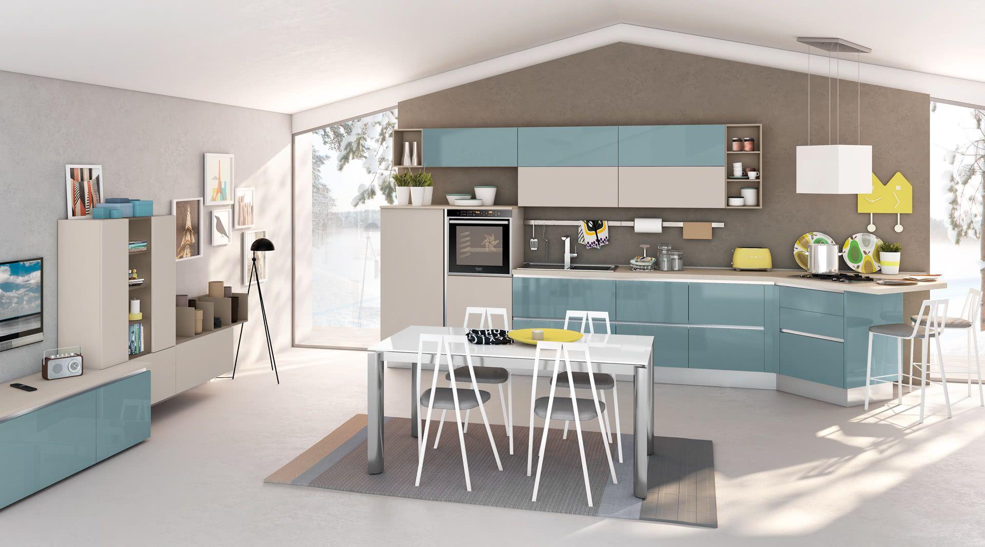 Cucina Kyra Creo Prezzo kyra - modern kitchens - creo kitchens   cucine moderne