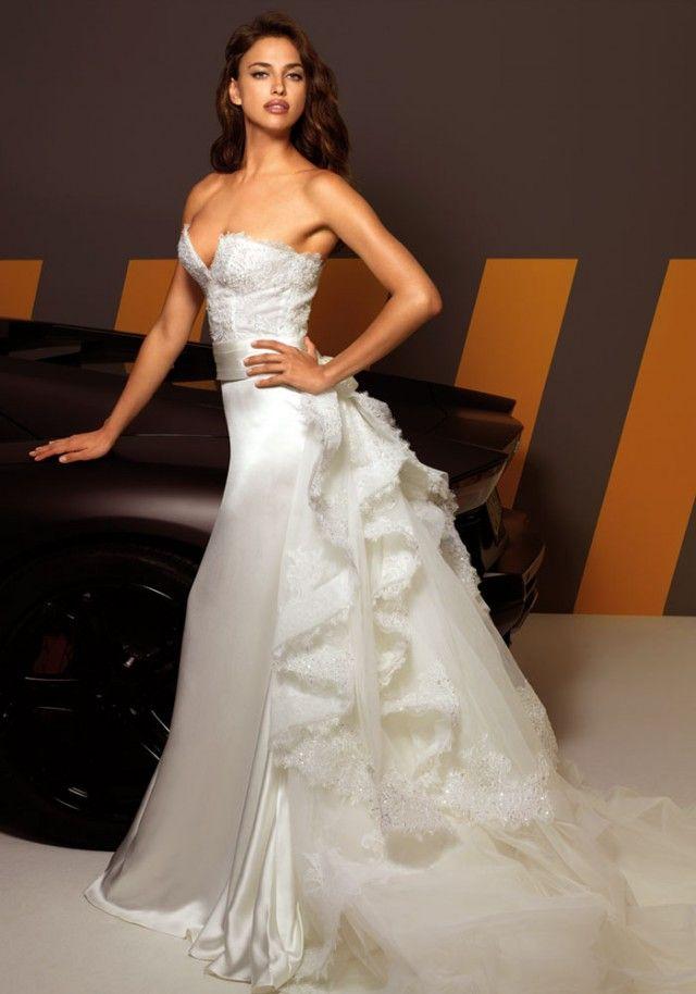 Bellos vestidos de novia | Coleccion Irina Shayk | antonio | Pinterest
