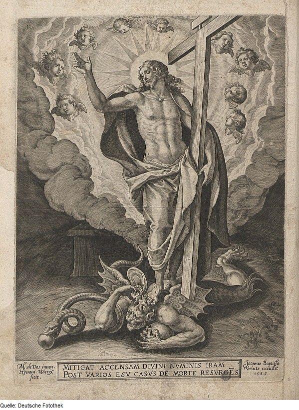 CHRISTUS VICTOR.