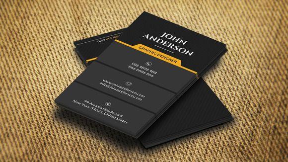 Presonal Business Card Cm185 Business Card Template Design Business Cards Creative Templates Business Cards Creative