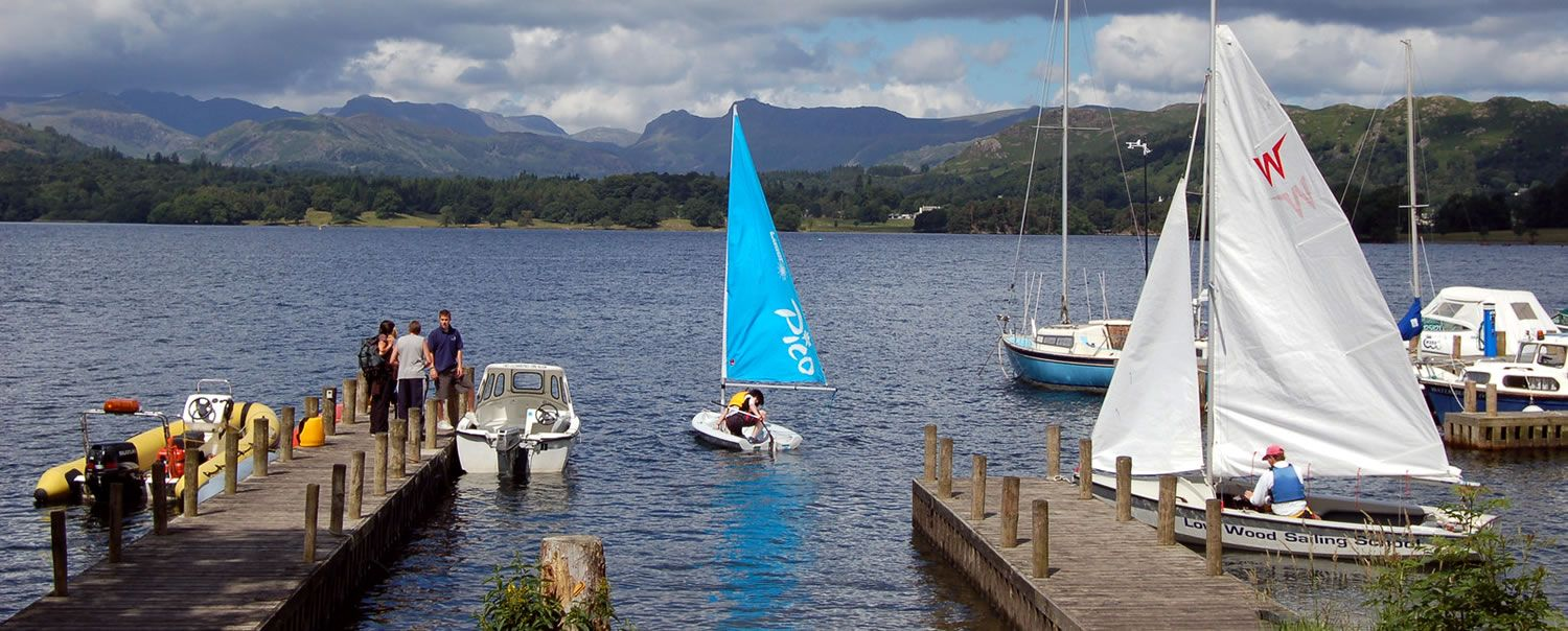 Boat Hire on Lake Windermere, Lake District Boat hire
