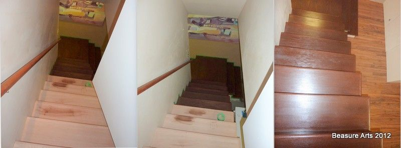 Best We Put Down New Oak Stair Treads From Home Depot Each 400 x 300