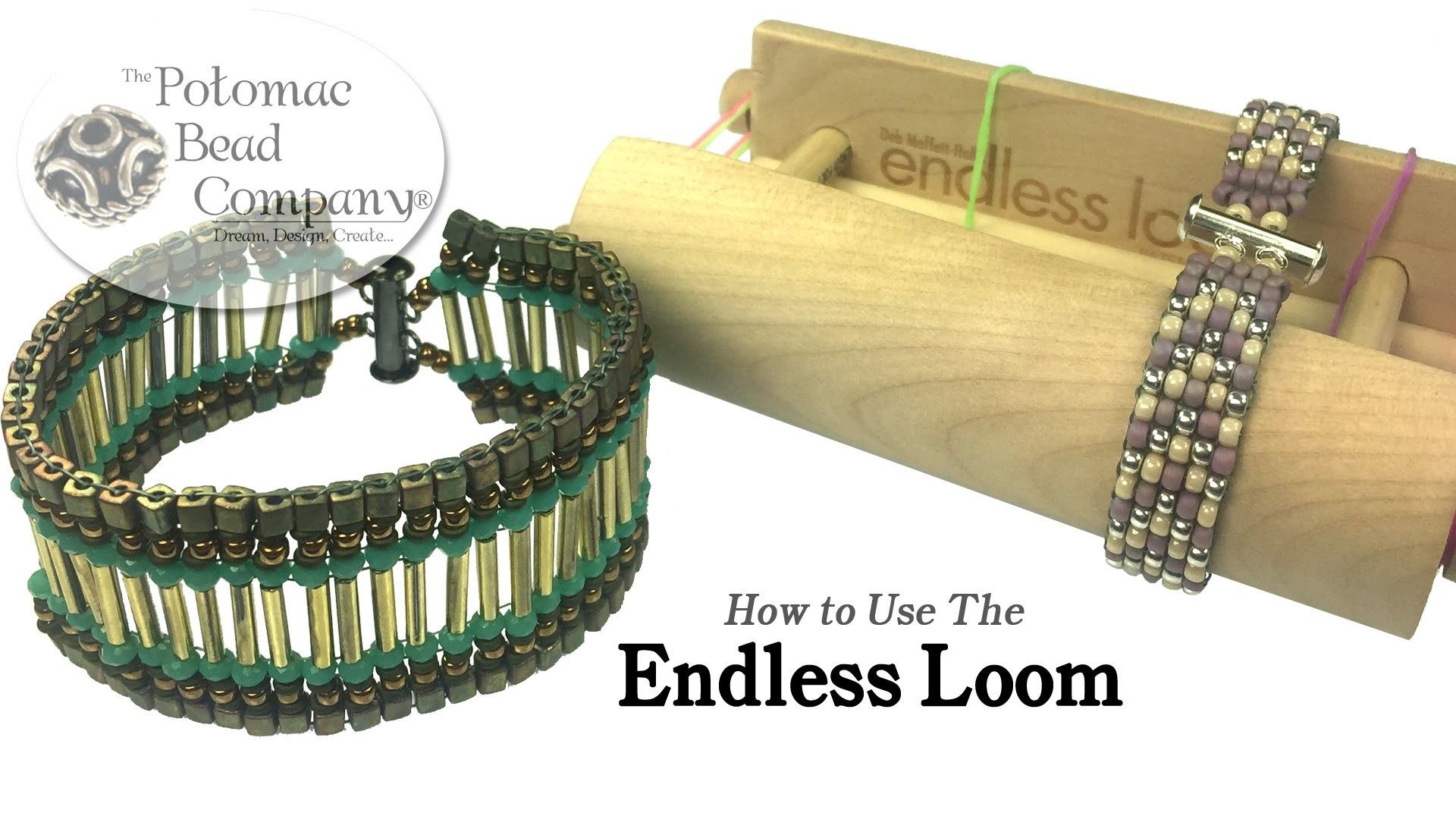 How to use the endless loom beads and craft