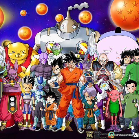 Dragon Ball Super Dragonball