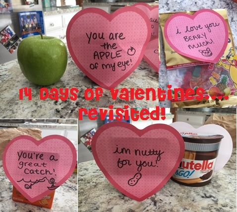 organized chaos: 14 days of valentines.. take 2!14 days of, Ideas