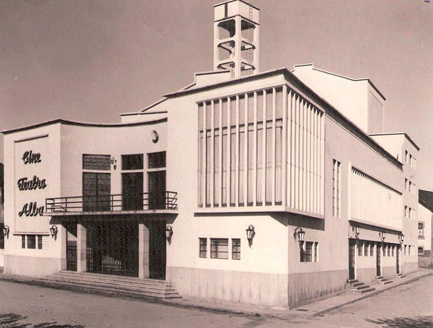 Amaav cine teatro alba anos 50 60 arquitectura do estado for Mobilia anos 50